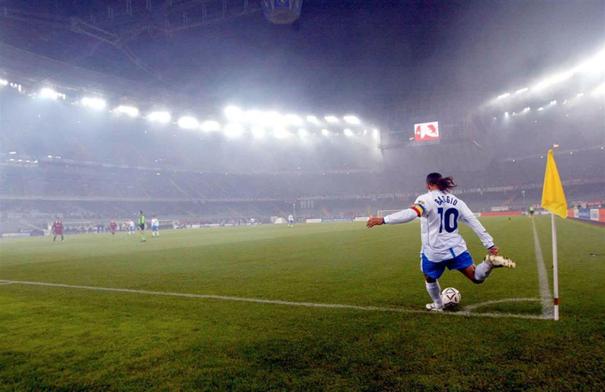 Tutti I Gol Di Roberto Baggio In Serie A Linkiesta It