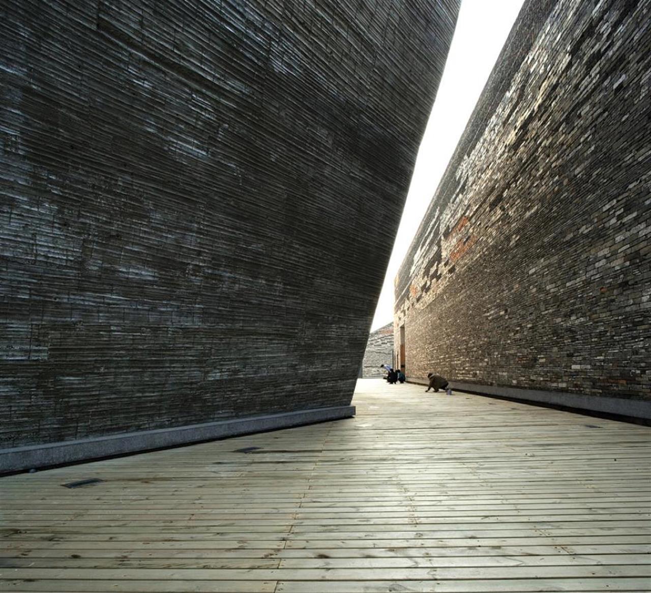 Lavorare In Australia Come Architetto wang shu, il nobel dell'architettura nel secolo cinese