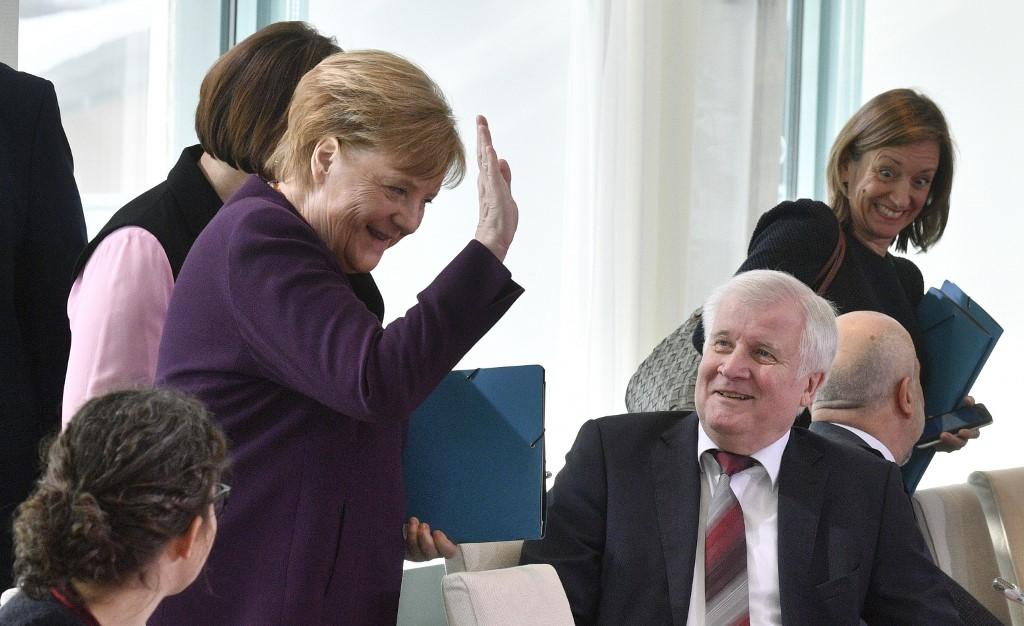Merkel_Seehofer_Germania_Linkiesta