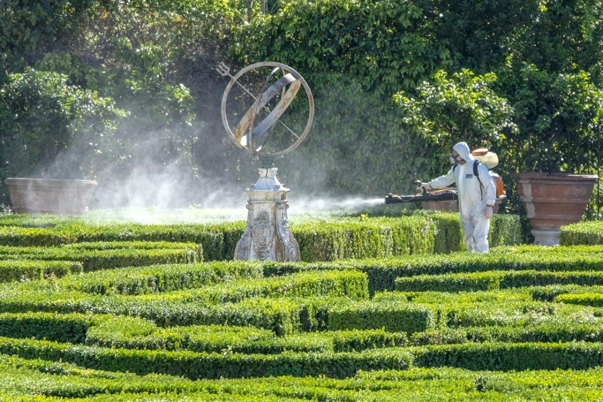 Manutenzione Giardini Milano E Provincia la fase due dei parchi pubblici non sta funzionando
