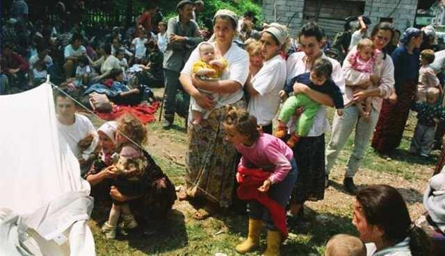 Il mistero della bimba scomparsa a Srebrenica nel luglio 1995
