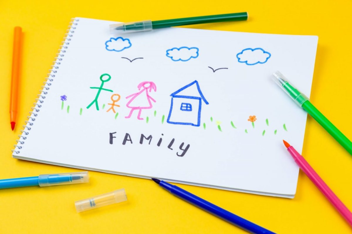 Scuola, casa, famiglia