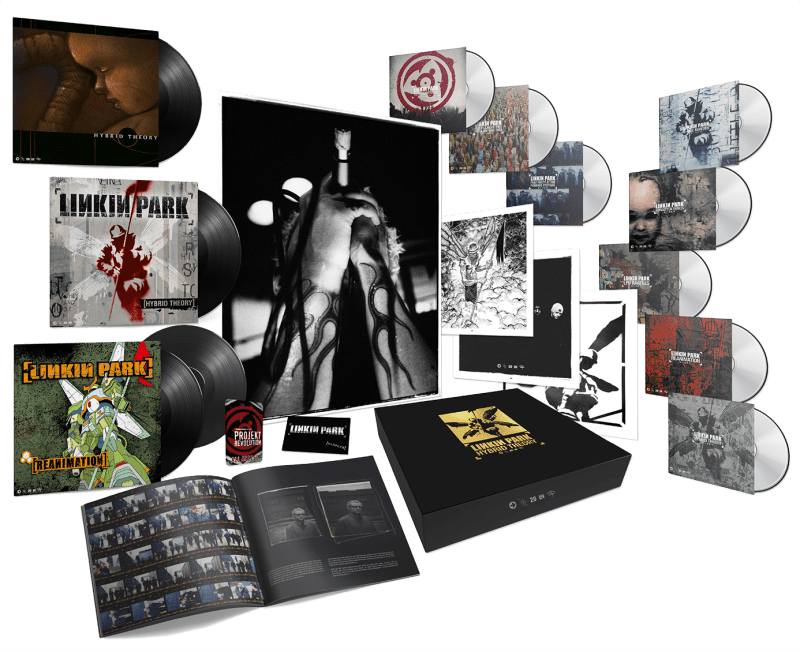 LINKIN PARK | HYBRID THEORY 20th ANNIVERSARY EDITION