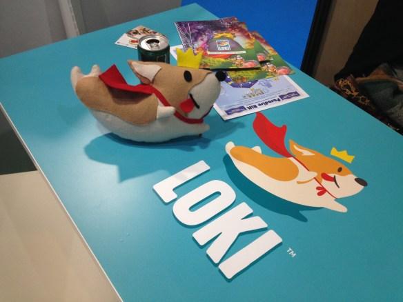 Loki, des jeux sympas pour vos enfants…