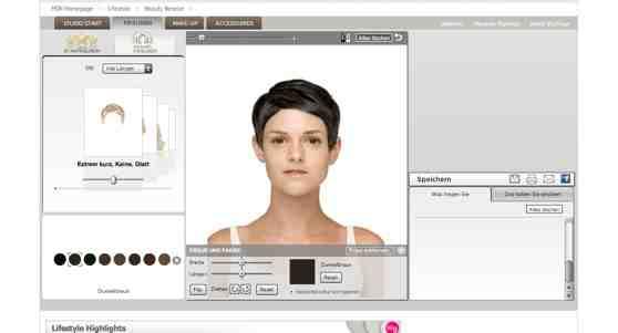 Welche Frisur Passt Zu Mir – Damen Frisuren Online Testen – Mit