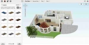 Grundriss zeichnen  online mit floorplannercom  Linkoramach