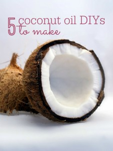 5 coconut oil DYS to try