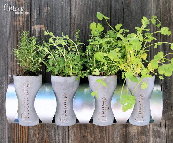 Indoor Herb Garden Planting Set by Chieek