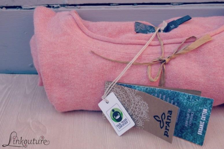 Organic cotton shirt by prAna