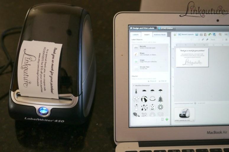 Printing-DYMO-LabelWriter®