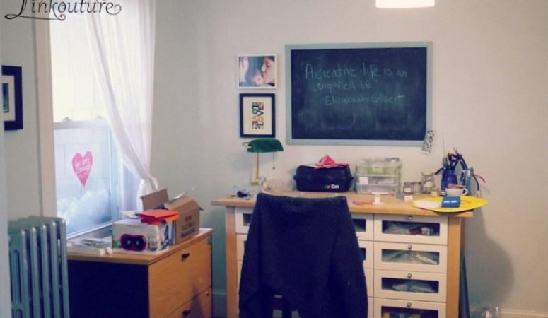 Studio space reveal