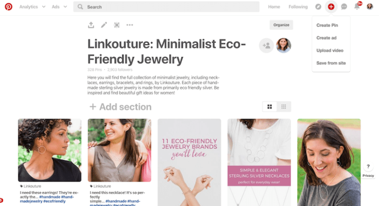 How to use Pinterest marketing for your ecommerce shop