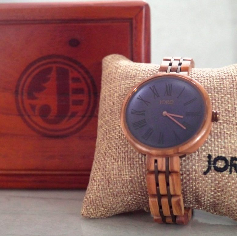 JORD watches are stunning wooden accessories