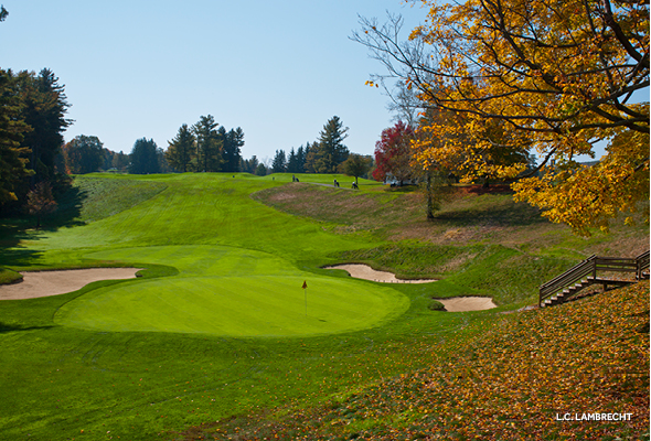 Top 10 Fall Foliage Golf Courses LINKS Magazine