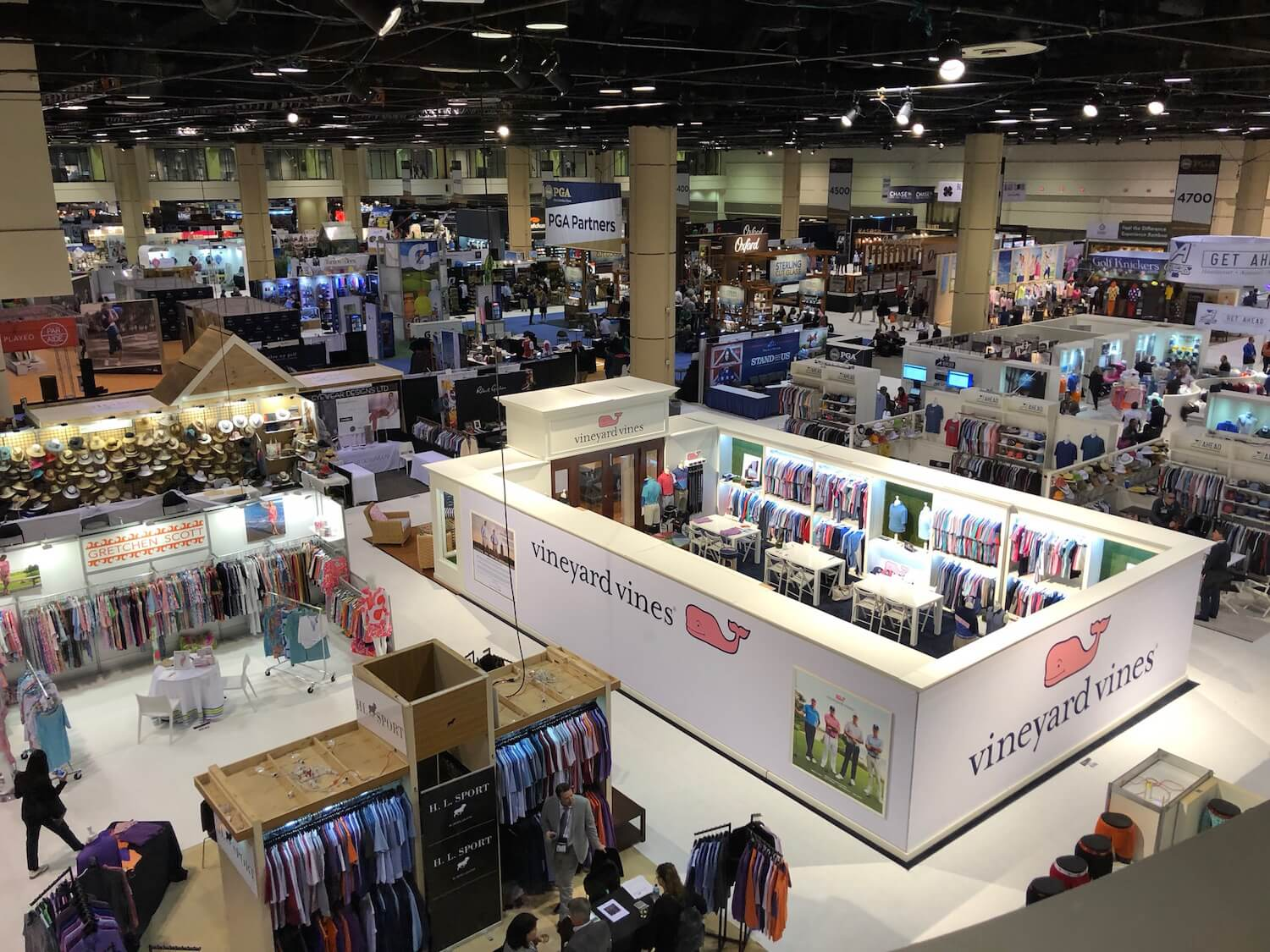 The Newest Technology At The 2018 PGA Merchandise Show