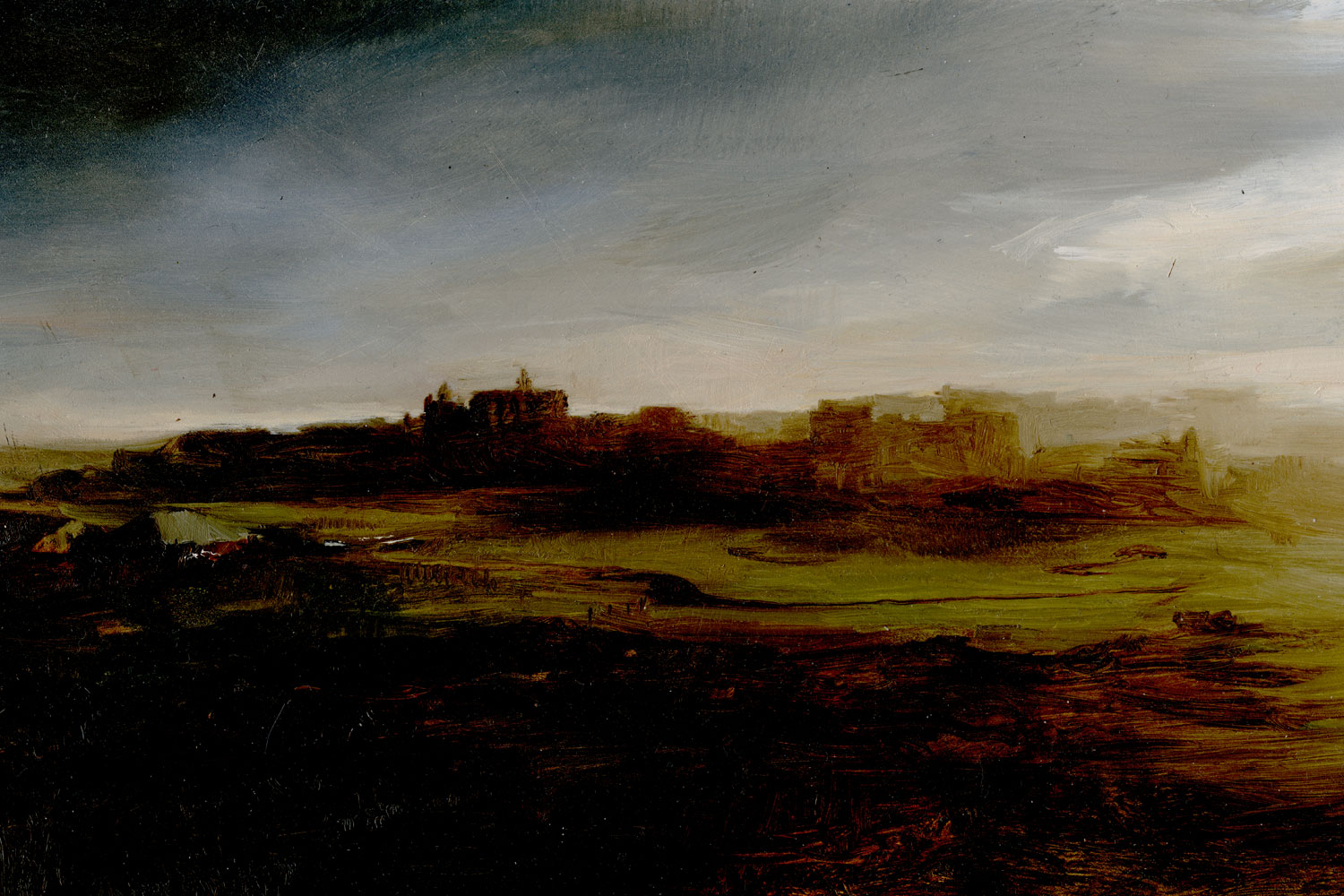 St Andrews at Dusk by Michael Klein