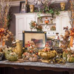 Fall Kitchen Curtains Chicken Decor Home Accessories Illinois Linly Designs