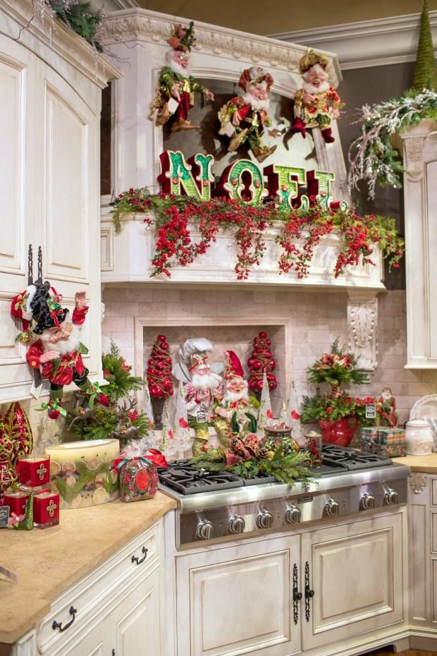 Kitchen Christmas Ornaments - Home Design Ideas