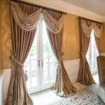 Custom Window Treatments Created Installed By Our Drapery Artisan