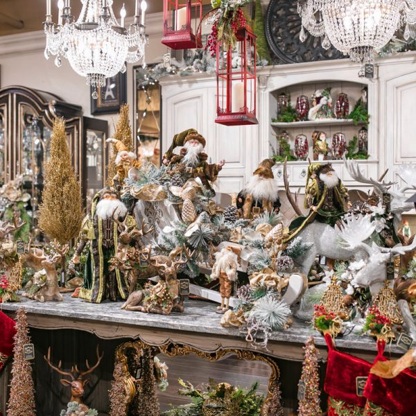 The Largest Selection Of Unique Christmas Decorations In Chicago