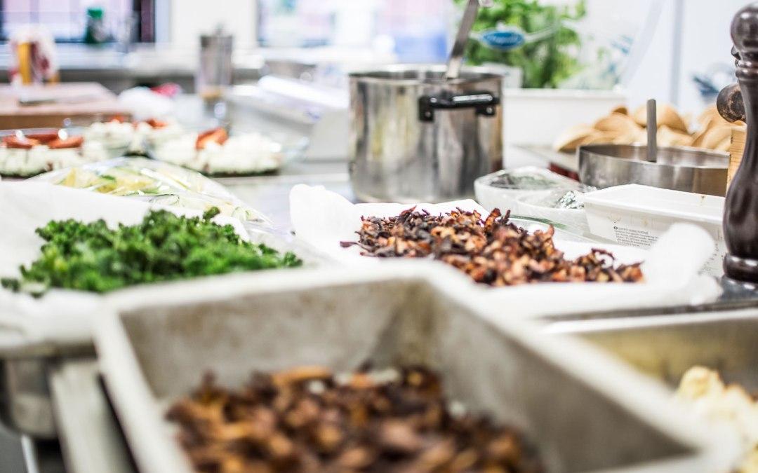 Linnérs mat, catering & butik.