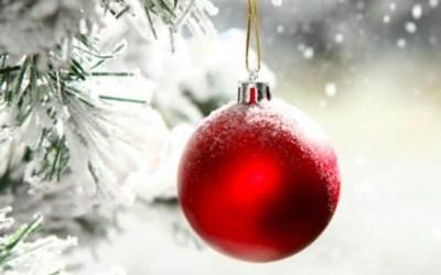 December, magiska December närmar sig.