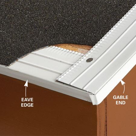 Roofing Drip Edge