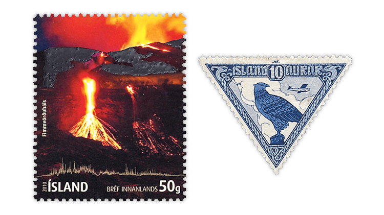 is iceland s stamp