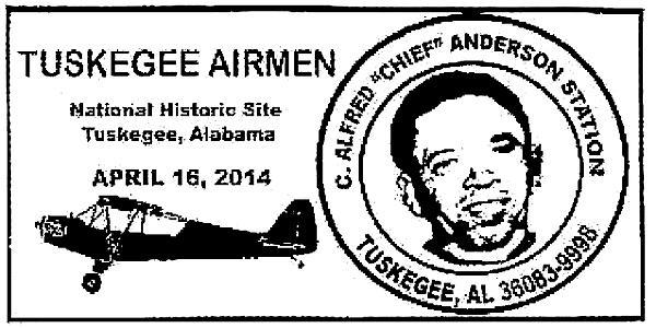 Tuskegee post office honors pilot instructor