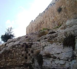 Tierra de Jesús, Ciudad de David