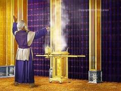 veil after incense