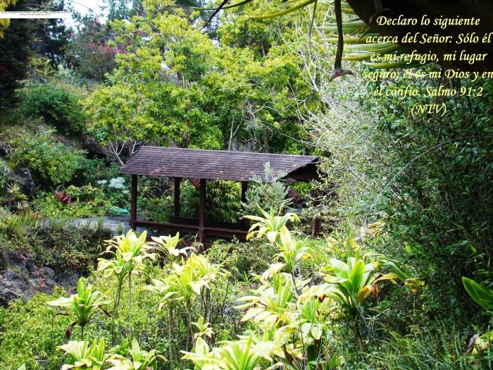 Jardines Botánicos en Kula, Maui.