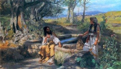 El amor perfecto de Jesús sacia nuestra sed.