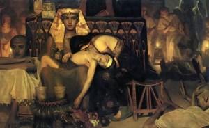 Death_of_the_Firstborn_Alma_Tadema