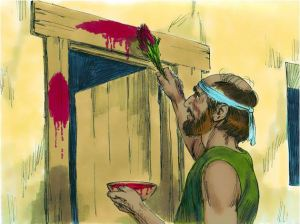 La sangre de la pascua