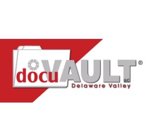 DocuVault logo