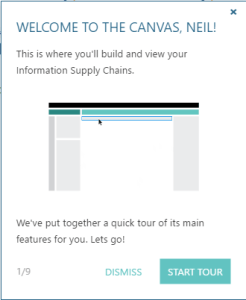 Tour of LINQ canvas