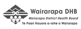 Organisation logo for Wairarapa District Health Board