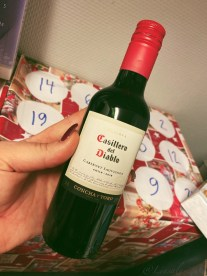 Visade sig vara en vinkalender ;)