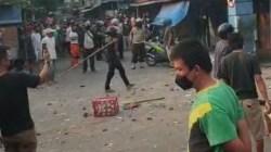 Terdeteksi Polisi, Motif Tawuran Warga di Pasar Rumput Adanya Saling Provokasi dan Dua Pelaku Telah Diamankan