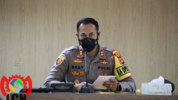 Polres Badung Gelar Latihan Pra Operasi Patuh Agung 2021