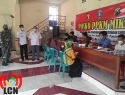 Distribusi KKS Kecamatan Bungkal Lancar