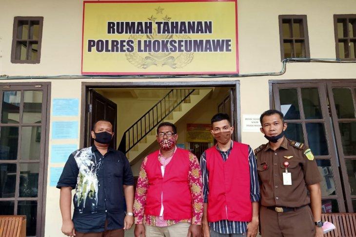 Diduga Korupsi Dana Senilai 360 Juta, Oknum Keuchik dan Bendahara di Lhokseumawe Ditangkap
