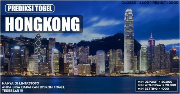 PREDIKSI HONGKONG SELASA 14 JANUARI 2020