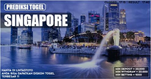 PREDIKSI SINGAPORE RABU 24 JUNI 2020