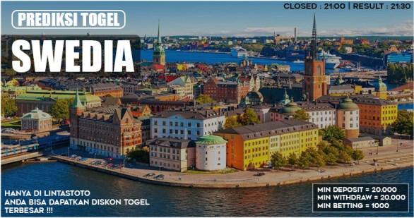 PREDIKSI SWEDIA JUMAT 12 JUNI 2020