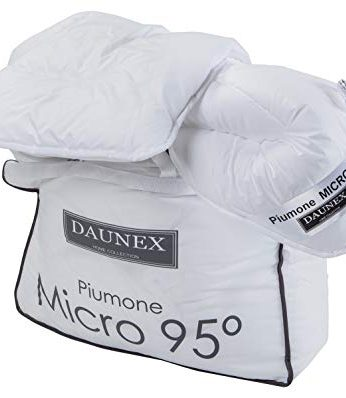 Daunex 100% piumino d'oca siberiano st. Daunex Piumino St Moritz 4 Stagioni Lintea