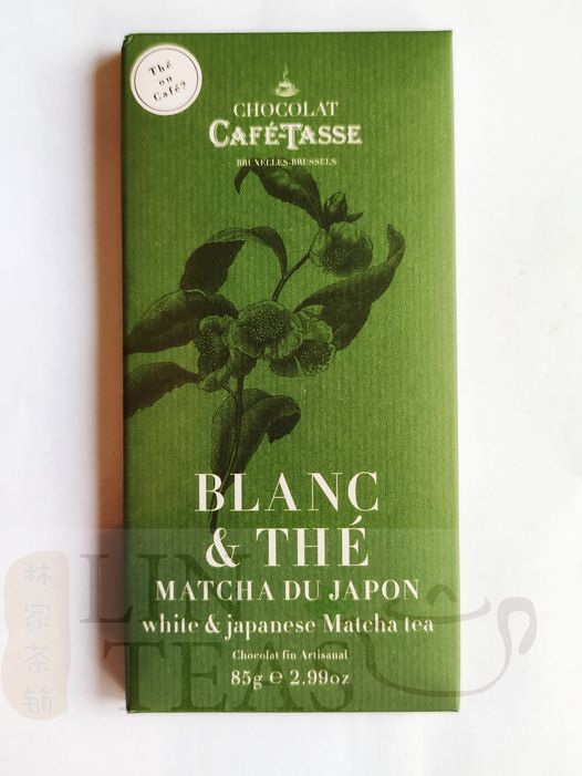 chocolat thé vert matcha