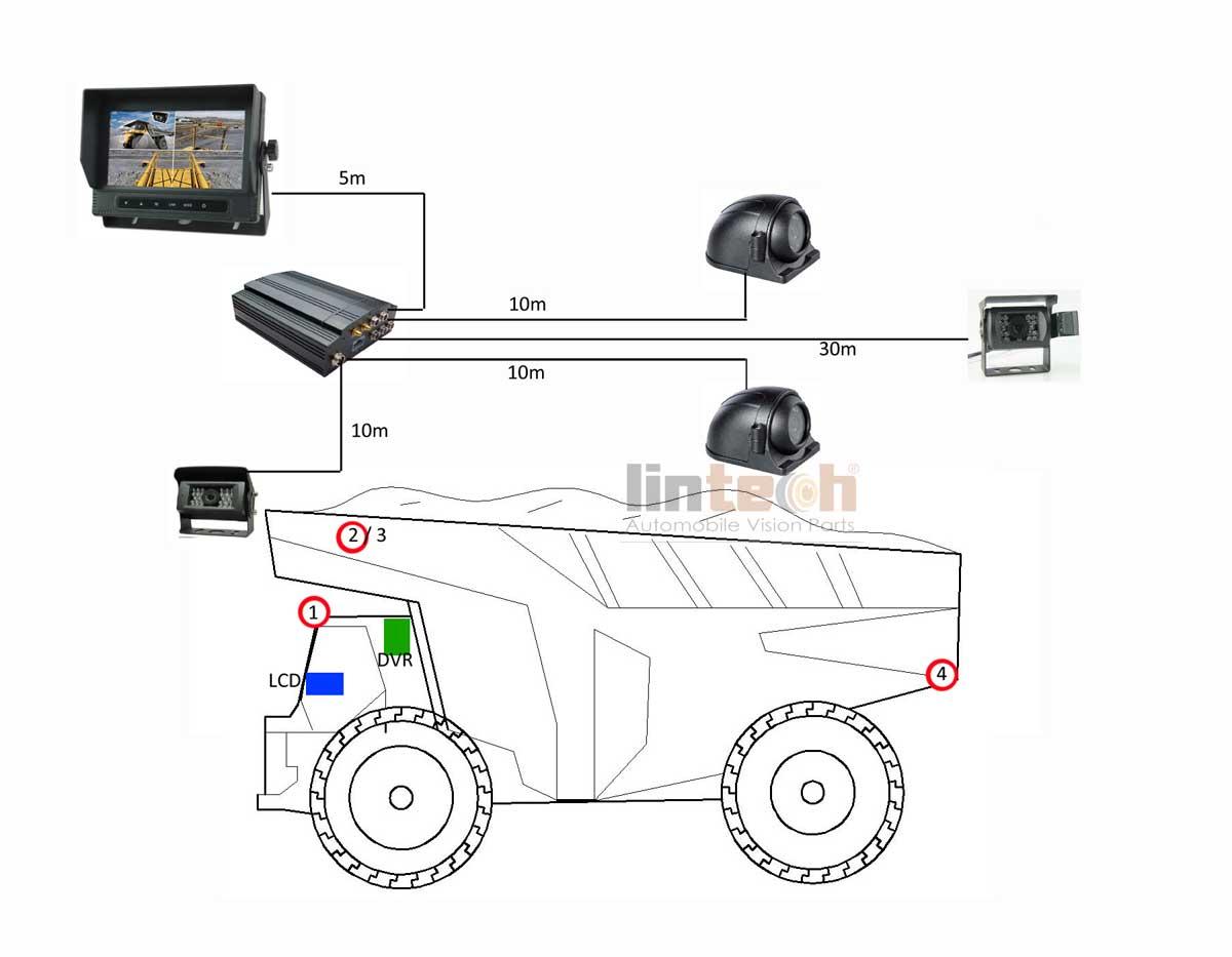 monitor wiring diagram