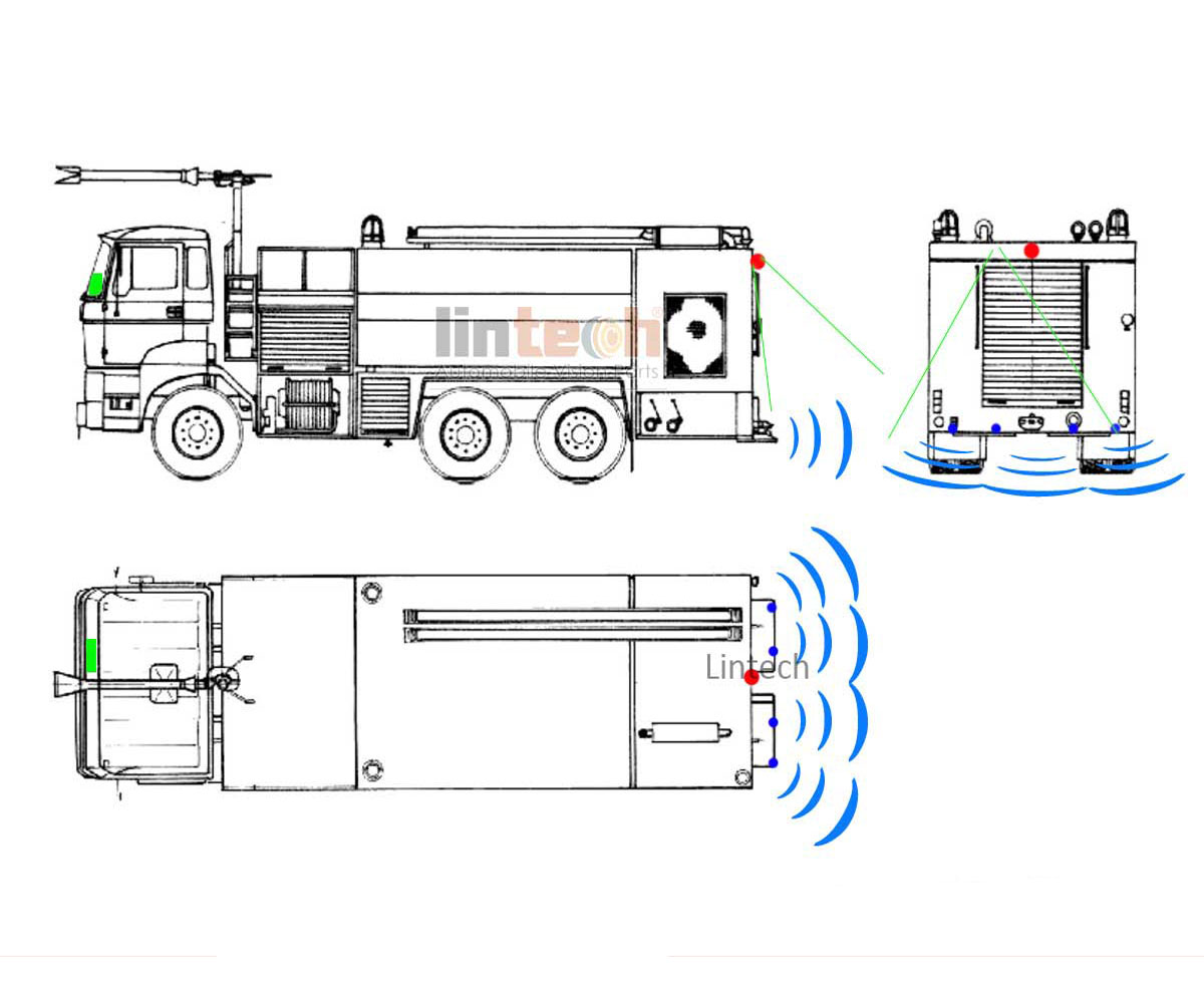 Dei Xcrs 500m Wiring Diagram And Engine Drl Lights Light Schematic Truck